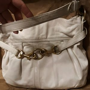Coach Bags - Vintage COACH Hampton's Pleated Soft leather Hobo
